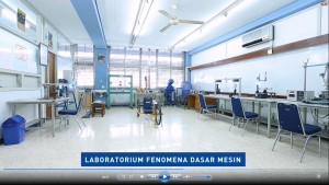 Laboratorium Fenomena Dasar Mesin