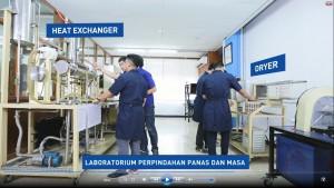 Laboratorium Perpindahan Panas dan Massa