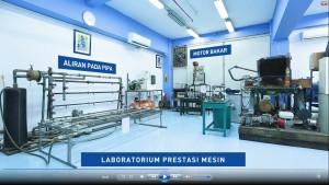 Laboratorium Prestasi Mesin