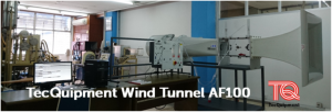 Wind Tunnel TecQuipment AF100